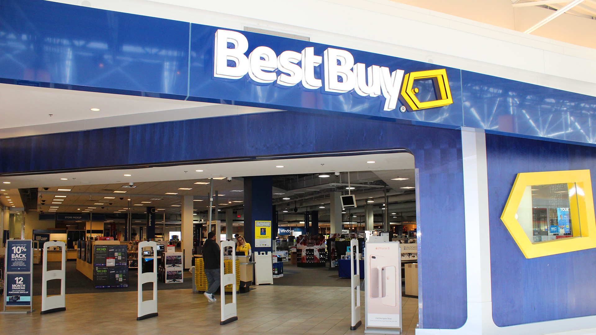 Best buy mall of america for Best place to buy windows for house