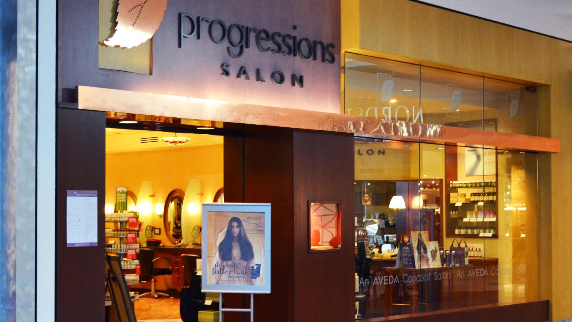 Progressions Salon