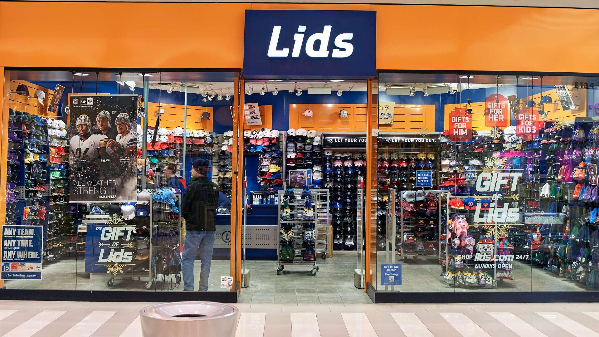 Lids   Mall of America