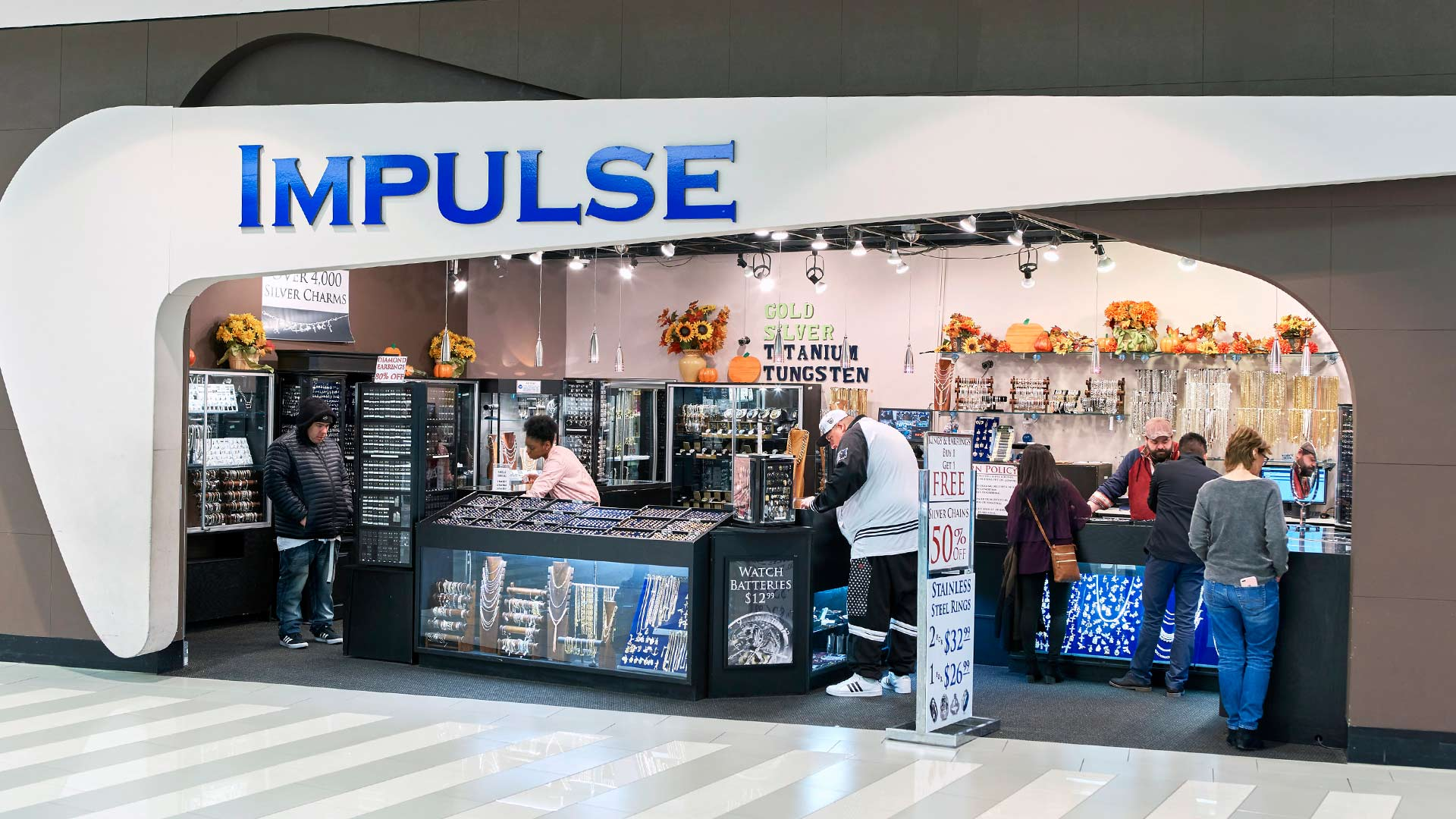Impulse Mall Of America