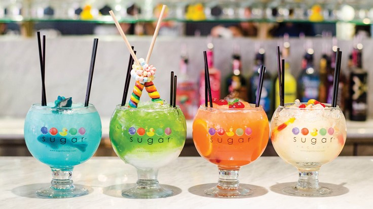 Sugar Factory Mall Of America 174