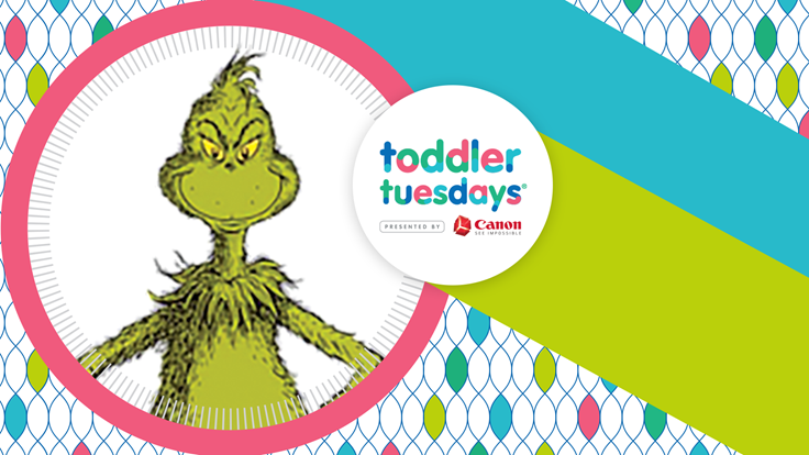 toddler tuesday dr seuss how the grinch stole christmas - How Grinch Stole Christmas