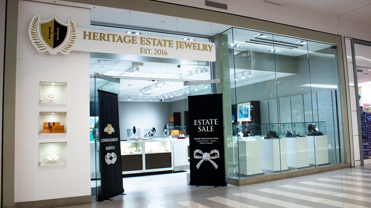 Heritage Estate Jewelry Co Mall Of