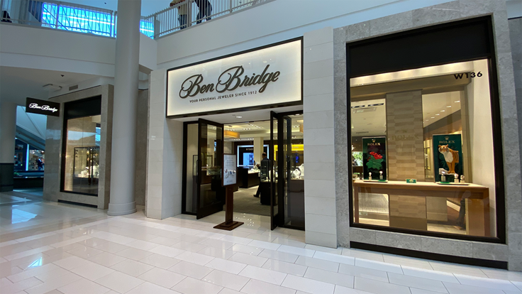 Ben Bridge Jeweler Mall Of America