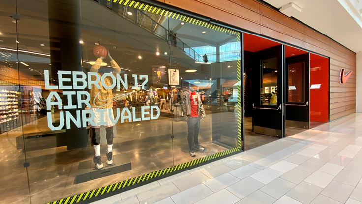 Primer ministro Transeúnte marca  Nike | Mall of America®
