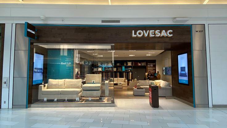 Lovesac Mall Of America