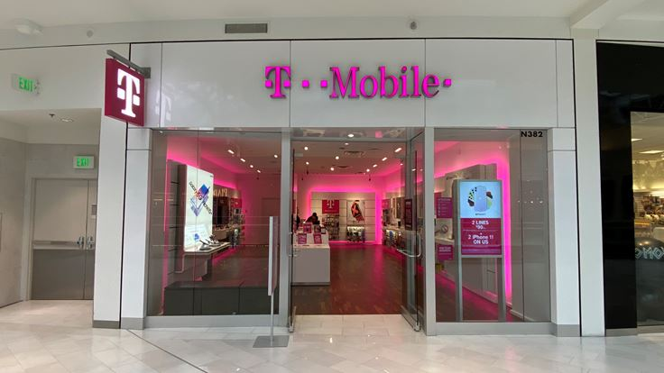 T Mobile Mall Of America