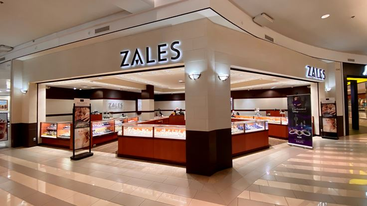 Zales Mall Of America