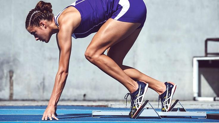 asics athlete