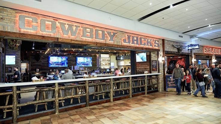 Cowboy Jack S Mall Of America