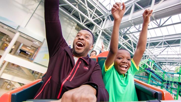 Nickelodeon Universe® | Mall of America