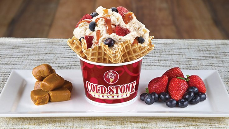 Image result for cold stone creamery