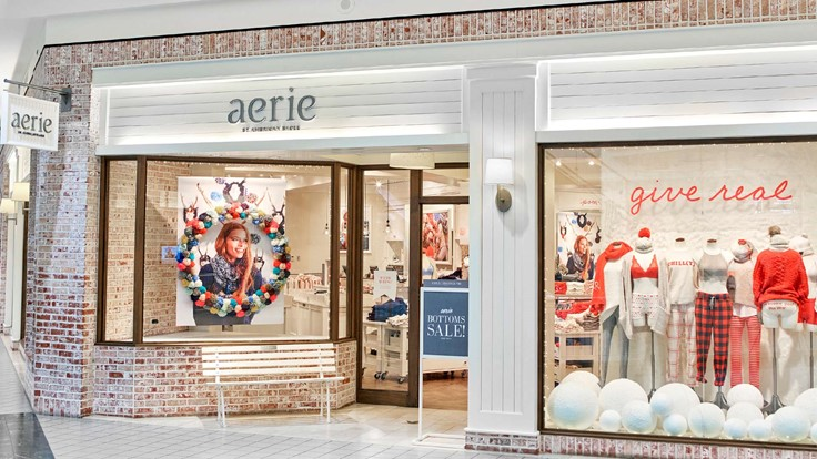 Aerie Mall Of America