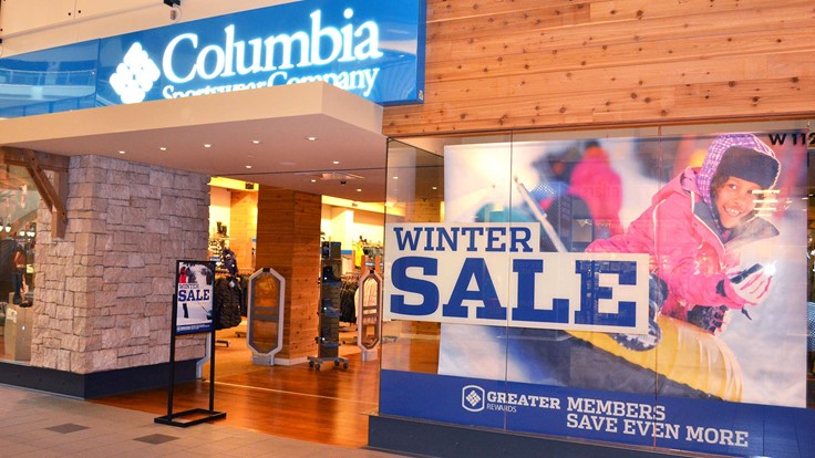 2019 discount sale choose authentic low price Columbia Sportswear | Mall of America®